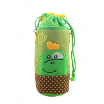 Insulated Baby/Kids Bottle Tote Bag Portable Fashion Feeding Bottle Bag Frog