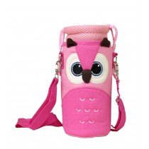 Insulated Baby/Kids Bottle Tote Bag Portable Fashion Feeding Bottle Bag Owl
