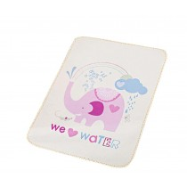 Multicolor Cotton Baby Urine Pad Women's Menstrual Pad 100 * 56cm