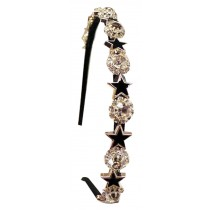 Diamond Jewelry Partysu Hairpin Hair Band Korea Headwear Pentagram
