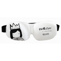 Cute Eye Mask Comfortable Eyeshade Sleeping Eye Mask