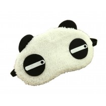 Creative Cartoon Eye Mask Funny Soft Eyeshade Ice Compress Eye Mask Panda Style