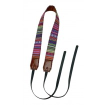 Personality Fashion Folk Customs Camera Straps Stripe SLR Straps C
