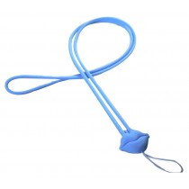 Phone Strape The Bell Cell Phone Chain Camera Hand Rope Blue
