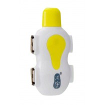 Creative USB Hub Computer Interface Hub Cartoon Hub Transverter Yellow
