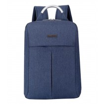 Fashion Laptop Backpack Business Backpack Travel Bag Blue