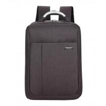 Fashion Laptop Backpack Business Backpack for Men Travel Bag Brown