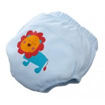 Baby Toilet Training Pants Cartoon Nappy Underwear Cotton Cloth Diaper 1 PC