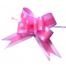 Home Decoration Pull Flower Ribbons [Pink] 60PCS Gift Wrap Ribbons