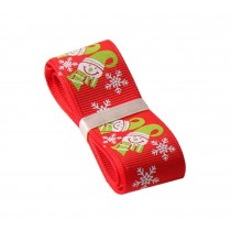 [Red, Smile] 4M Christmas Tree Decor Ornaments & Gift Wrapping Streamers