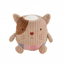 High Quality Bedside Night Lamp Cute Cat Baby Sleep Light Home Deco Brown