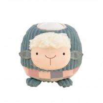 High Quality Bedside Night Lamp Cute Sheep Baby Sleep Light Home Deco Gift Gray