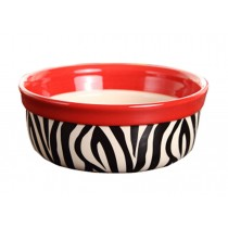 Pet Feeding Supplies Ceramic Water Bowls/Raised Bowls/Cat or Dog Food Bowl(#04)
