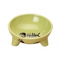 Pet Feeding Supplies Ceramic Water Bowls/Raised Bowls/Cat or Dog Food Bowl(#06)