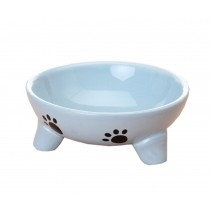 Pet Feeding Supplies Ceramic Water Bowls/Raised Bowls/Cat or Dog Food Bowl(#07)