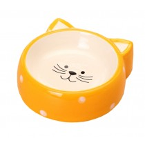 Pet Feeding Supplies Ceramic Water Bowls/Raised Bowls/Cat or Dog Food Bowl(#08)
