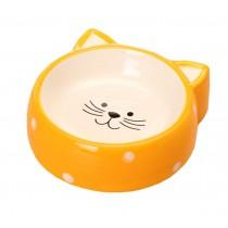 Pet Feeding Supplies Ceramic Water Bowls/Raised Bowls/Cat or Dog Food Bowl(#08)
