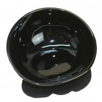 Safe Stoneware Anit-Slip Feeding Bowl/Pet Dog Cat Raised Food Bowls(Black)