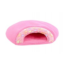 Newly Designed Cat Sleeping Bag Winter Warm Pet Bed[Pink]