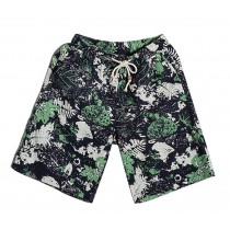 Folk Custom Style Men's Beach Shorts Marina Core Basic Watershorts