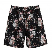 Summer Men's Beach Shorts Seaside Folk Fashion Style Board Shorts