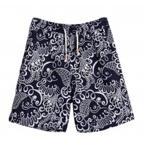 Summer Men's Beach Shorts Seaside Core Basic Board Shorts Swim Shorts