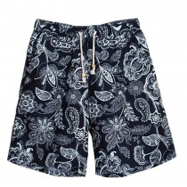 Summer Men's Beach Shorts Outdoor Leisure Board Shorts Swim Trunk