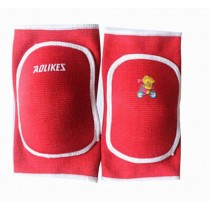 Sports Kneepads Kids' Knee Braces Sleeve Knee Support, Red, Random Pattern