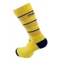 [Sun] Men's Elite Socks Breathable Football Game Socks Lightweight Soccer Sock