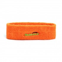 [Orange] Headband Sweaty Bands Soft Headbands Sport Supplies/Accessory