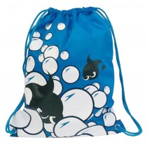 Set Of 2 Swimming Special Package Adults And Children Beach Bag Blue