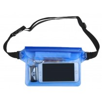 Large Waterproof Phone Camera Case Pouch Waterproof Camera Bags Blue