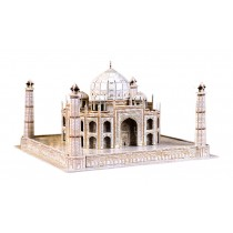[The Taj Mahal] Paper Architecture Building Model 3D Puzzle Educational Toy