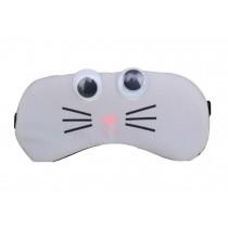 Personalized Creative Eyeshade Lovely Cat Pattern Eye Mask