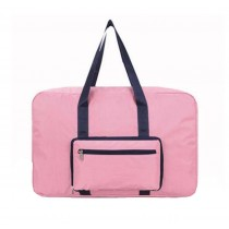 Lovely Elegant Makeup Bag Portable Travel Bag Luggage Bag Storage Bag, Pink 31L