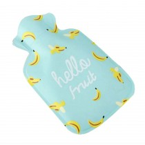 Lovely Cartoon Fruits Hot Water Bottle/Children's Hand Warmer, Banana, 100 ML