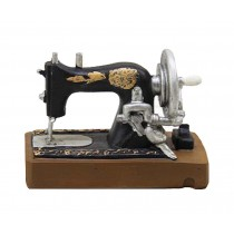 Classic Retro Chinese Sewing Machine Decorations Retro Ornaments Retro Model