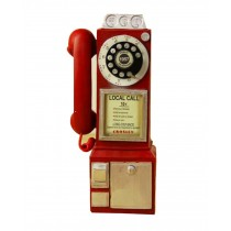 Classic Retro Models Antiquities Collections Retro Ornaments (British telephone)