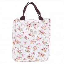 Flower Pattern Lunch Bag/Children's Lunch Bag/Waterproof Insulation Package