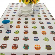 Useful Table Cloth Beautiful Refrigerator Cover Cloth Desk Table Cloth