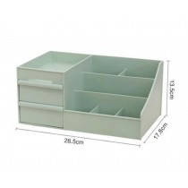 Lovely Large Capacity Plastic Desk Storage Box/ Storage Carbinet