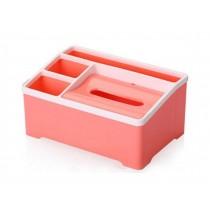 Lovely Students Desktop Storage Box Creative Multifunctional Tissue Box