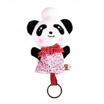 Couple Keychain/Panda Pattern Style Key Cases/Easy To Carry Car Key Ring ""