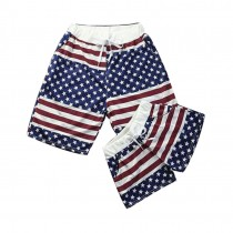 Set Of Two Cheap Fashionable Couple Beach Pants/Athletics Shorts