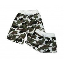 Set Of Two Cheap Casual Shorts/Couple Beach Pants/Athletics Shorts