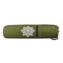 Simple Yoga Mat Sack/Yoga Mat Bag,Army Green