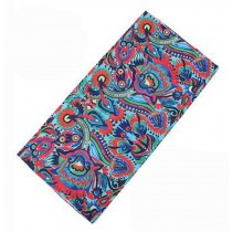 """Colorful Classical Cycling Scarf Fashionable Scarf Scarves Neckerchief 18*10.5"""""""