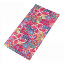 Lovely Clover Pattern Cycling Scarves Sports Outdoor Neckerchief Muffler Shawl