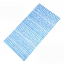High-grade New Style Cycling Scarves Sports Magic Scarf Adults Shawl, Blue
