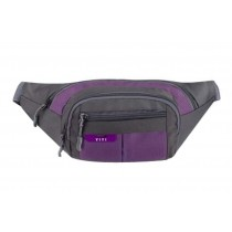 The New 2016 Fashionable Durable Sports Pocket Waist Packs Backpack, Purple